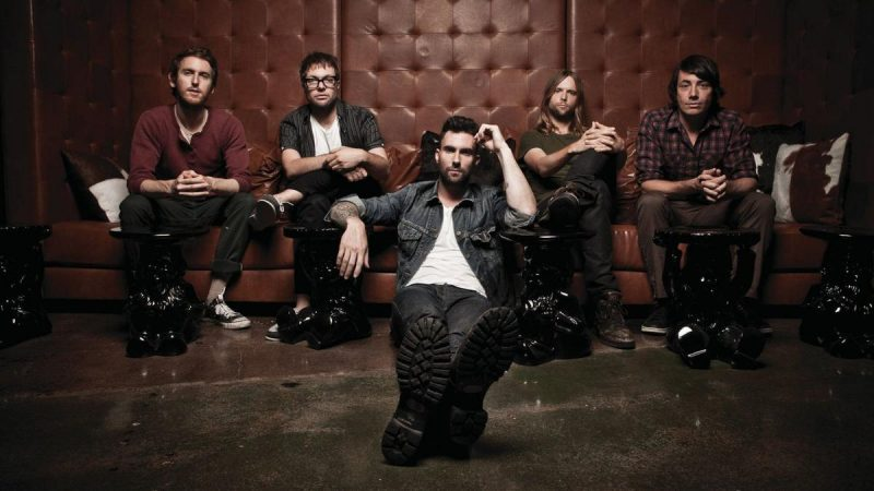 Maroon 5 концерты 2020